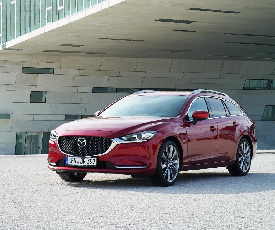 2018 Mazda Mazda6 Camshaft: Välkommen Till Almeviks Motor AB I Linköping